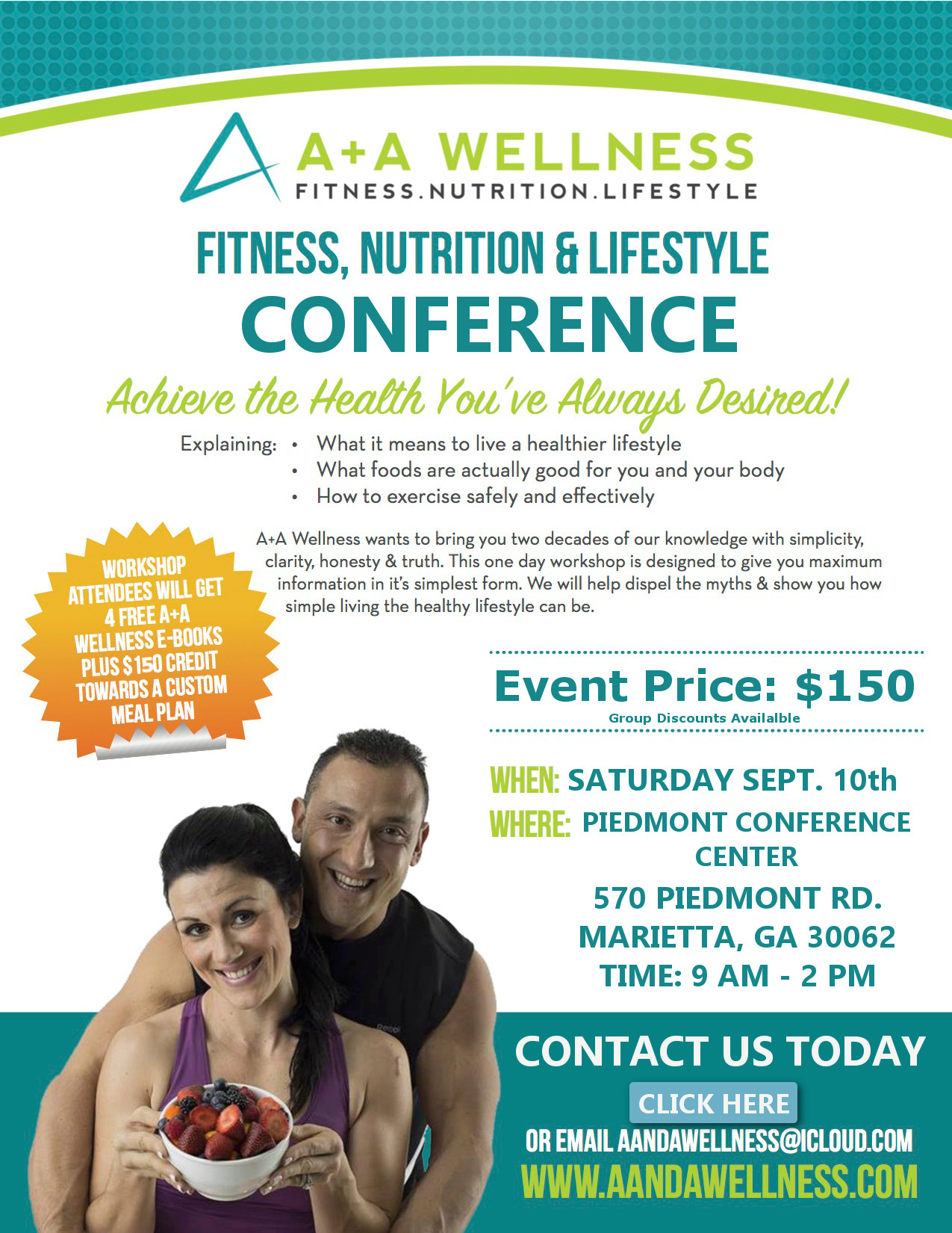 Fitness Conference 2016