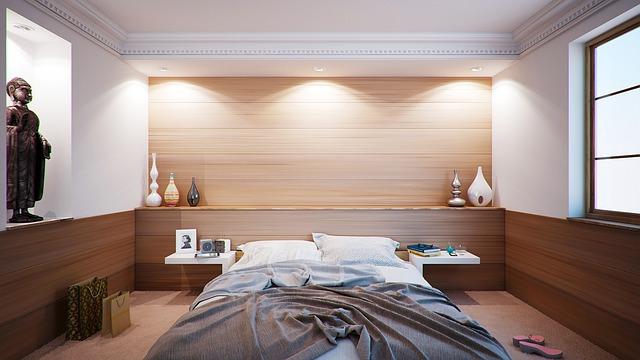 Bedroom sleep