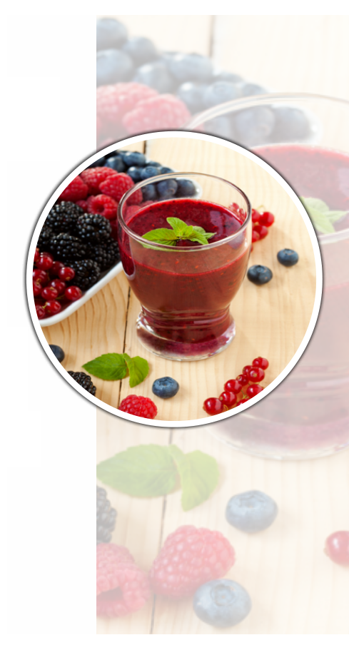VERY BERRY BLAST - Super Smoothie