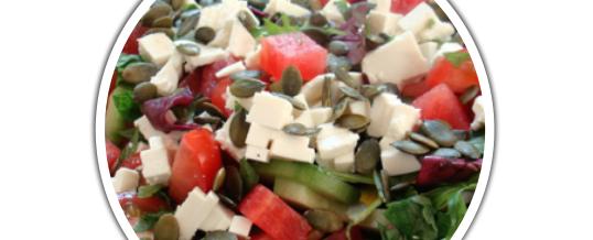 Vitality Salad Recipe – Tomato Salad